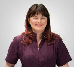 Monika Orłowska – higienistka stomatologiczna